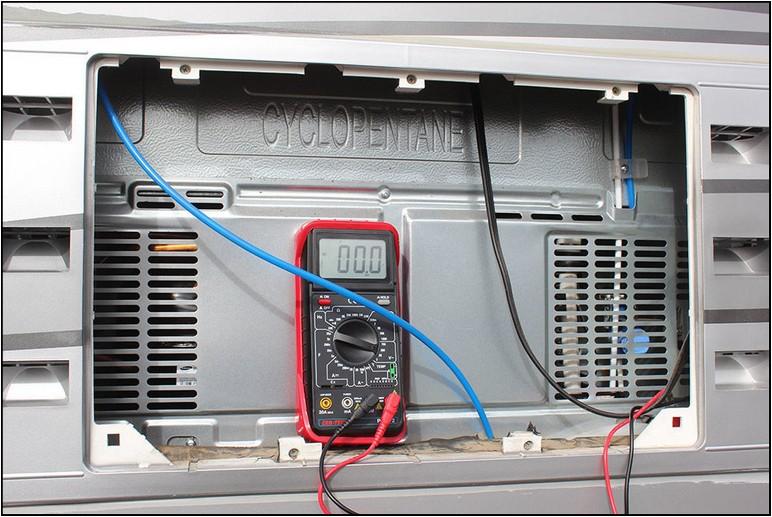 Dometic Rv Refrigerator Troubleshooting Freezer Works Fridge Doesnt