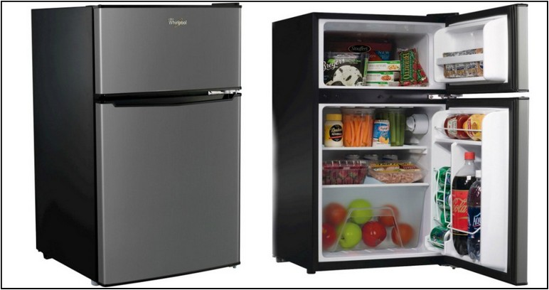 Dorm Refrigerator With Freezer Target