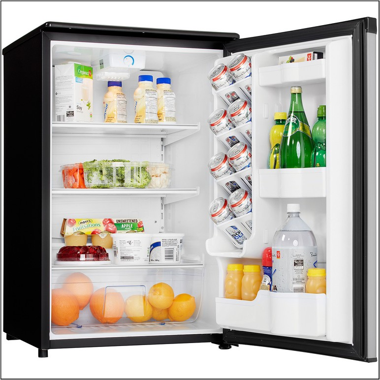 Dorm Refrigerator With No Freezer