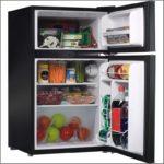 Dorm Size Refrigerator With Separate Freezer