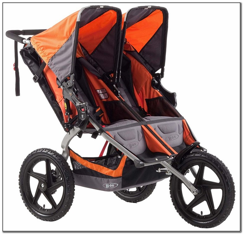 Double Bob Stroller Used Price