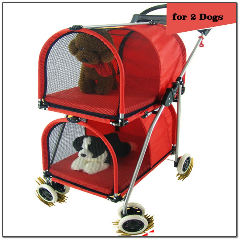 Double Dog Strollers Sale