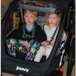 Double Stroller For 5 Year Old And Infant