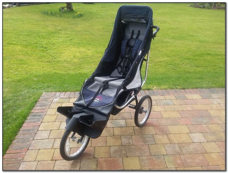 Dreamer Design Jogging Stroller Special Needs