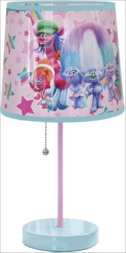 Dreamworks Trolls Lamp