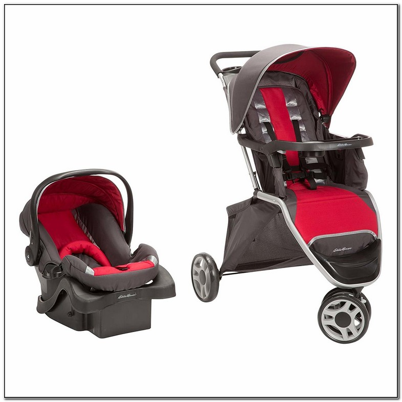 Eddie Bauer Car Seat And Stroller Combo Review
