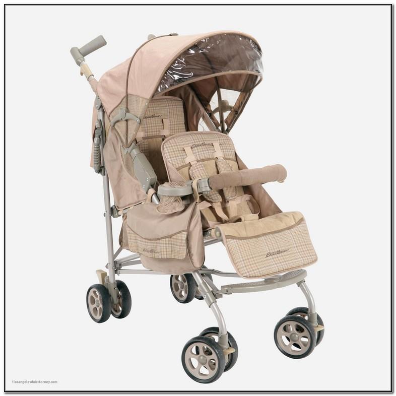 Eddie Bauer Double Stroller Compatible Car Seat