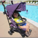 Esprit Sun Speed Duo Lightweight Double Umbrella Stroller