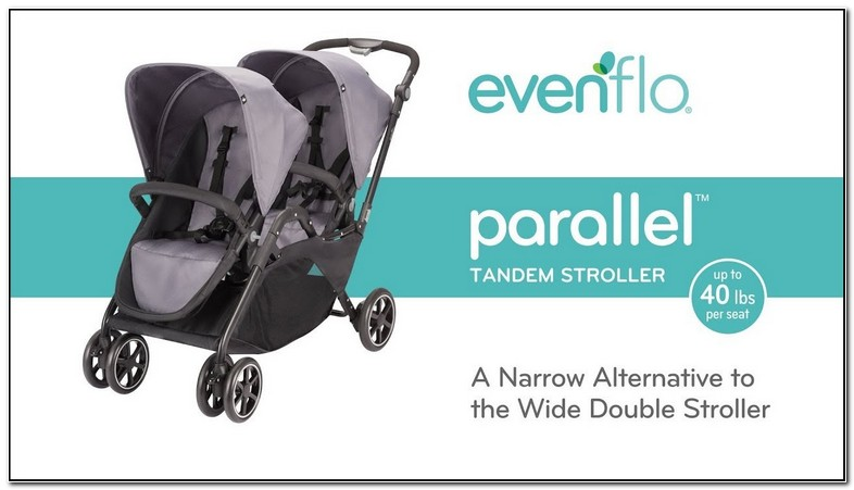 Evenflo Double Stroller Reviews