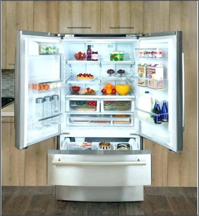 Extra Large Refrigerator No Freezer