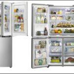 Extra Large Refrigerators French Door
