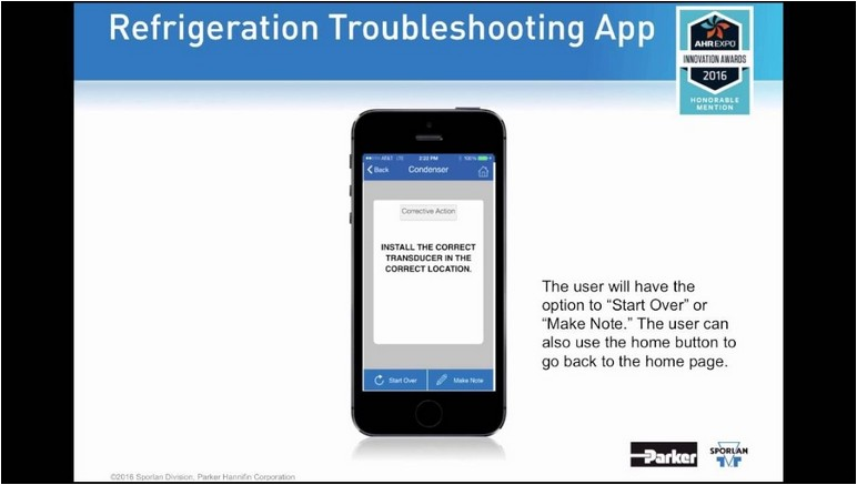 Free Refrigeration Apps