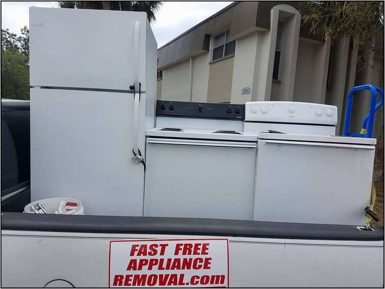 Free Refrigerator Pick Up Orange County