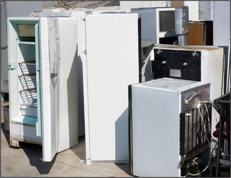 Free Refrigerator Recycling Near Me