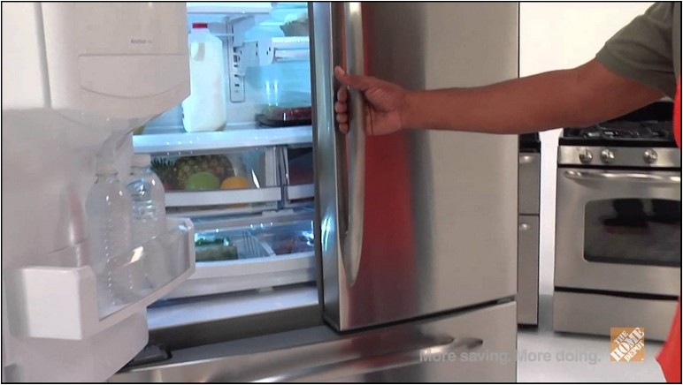 French Door Refrigerators At Home Depot