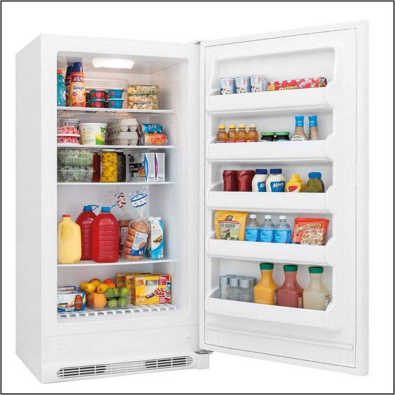 Frigidaire Freezerless Refrigerator Lowes