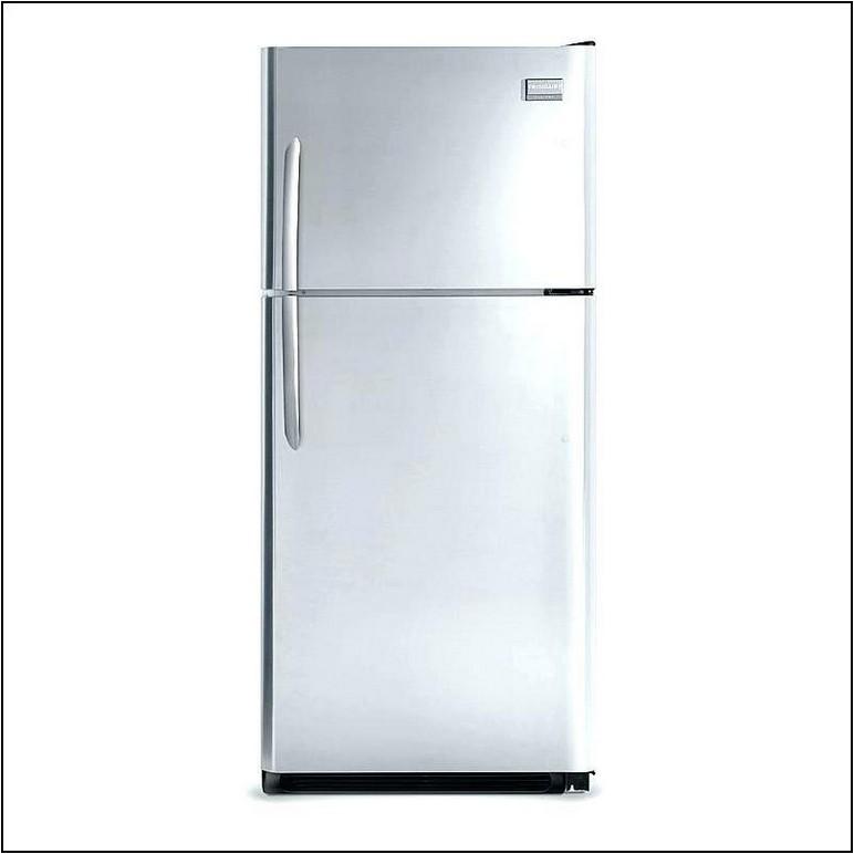Frigidaire Gallery Side By Side Refrigerator Manual