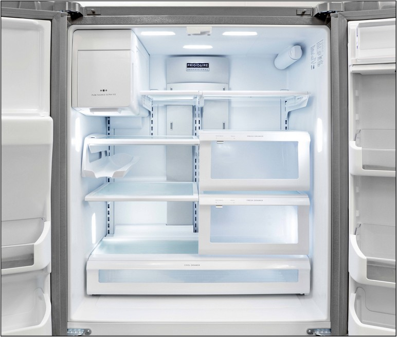 Frigidaire Professional Series Vs Gallery Refrigerator