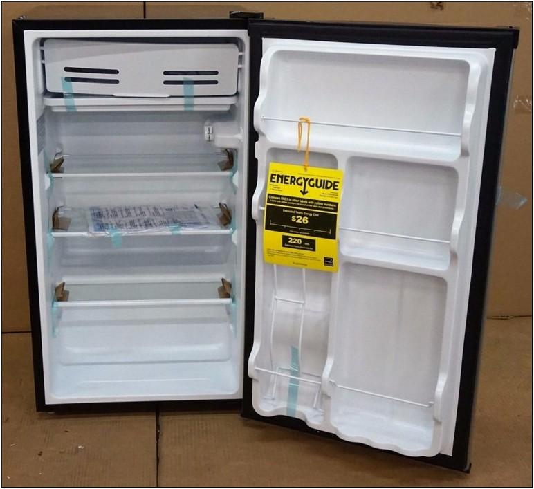 Frigidaire Refrigerator Amps