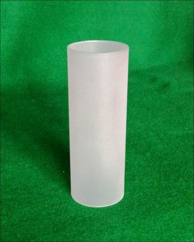 Frosted Glass Tube Lamp Shade Replacements