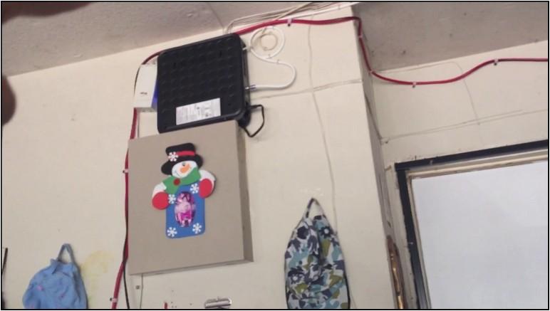 Garage Refrigerator Extension Cord
