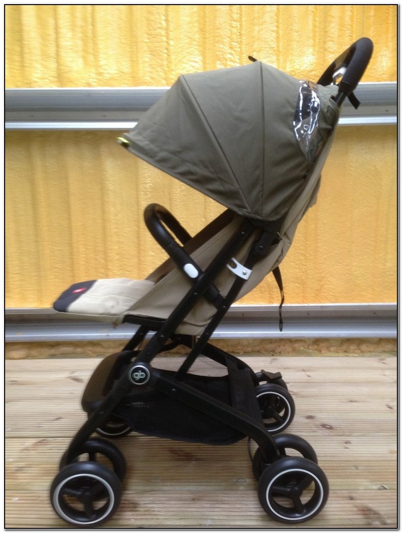 Gb Pockit Plus Stroller Uk
