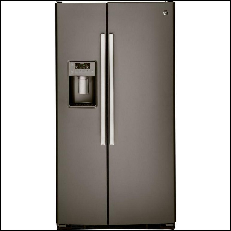 Ge 30 Inch Wide Side By Side Refrigerator