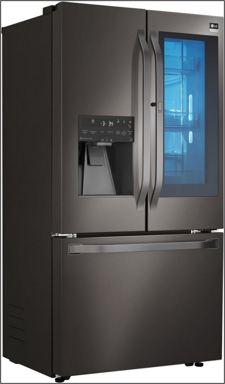 Ge 33 Wide Counter Depth Refrigerator