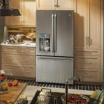 Ge Cafe Counter Depth Refrigerator With Keurig