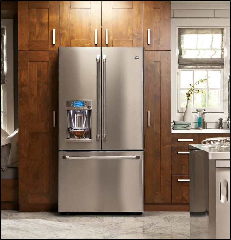 Ge Cafe Counter Depth Refrigerator