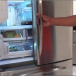 Ge Profile Counter Depth Refrigerator Home Depot