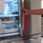 Ge Profile Counter Depth Refrigerator Home Depot