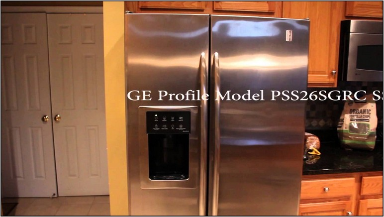 Ge Profile Refrigerator Troubleshooting Noise