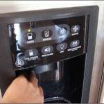Ge Profile Refrigerator Troubleshooting Water Dispenser