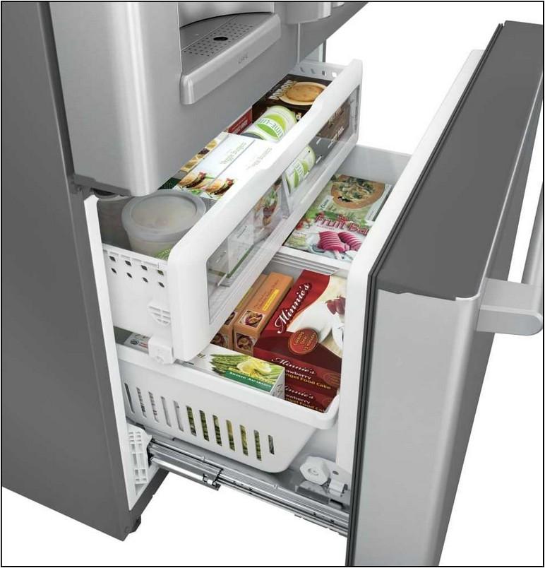 Ge Refrigerator Measurements