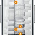 Ge Refrigerator Model Number Location