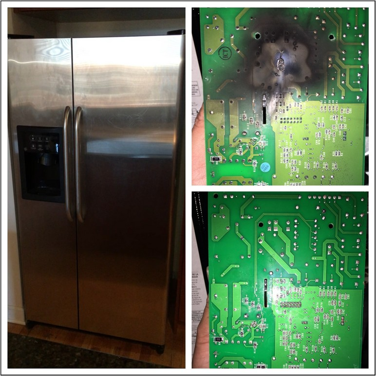 Ge Refrigerator Repair Service Near Me