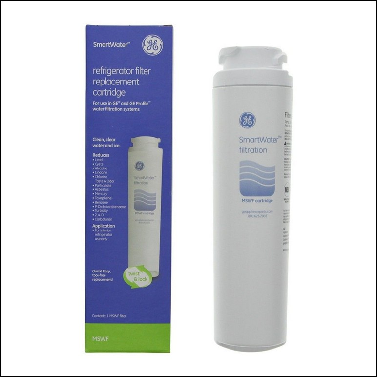 Ge Refrigerator Water Filters Mswf