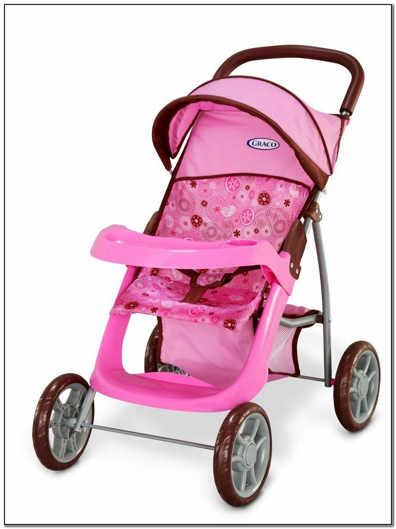 Graco Baby Doll Stroller Instructions