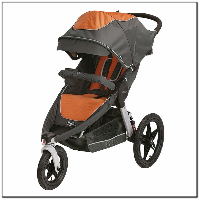 Graco Click Connect Jogging Stroller Parts