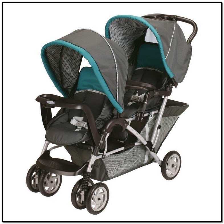 Graco Duoglider Click Connect Stroller Dragonfly