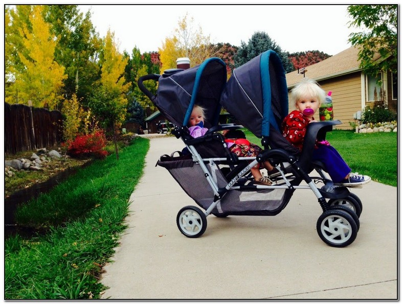 Graco Duoglider Click Connect Stroller Video