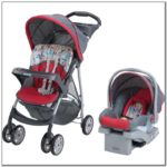 Graco Infant Car Seat And Stroller Combo