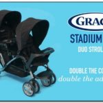 Graco Modes Duo Double Stroller Basin