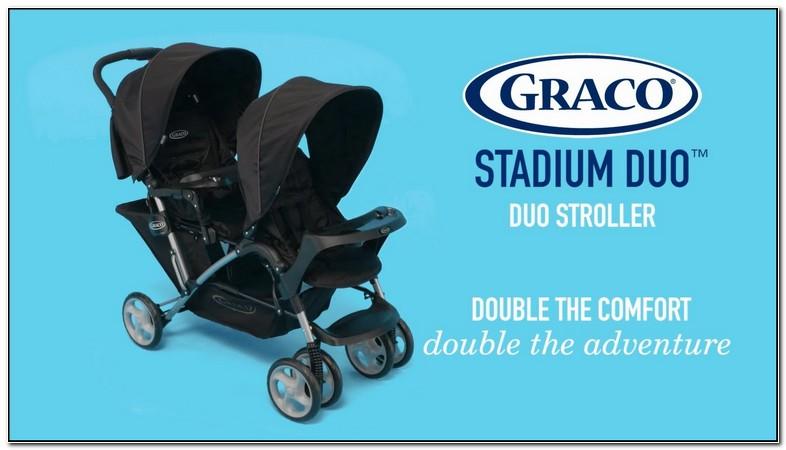 Graco Modes Duo Double Stroller Basin