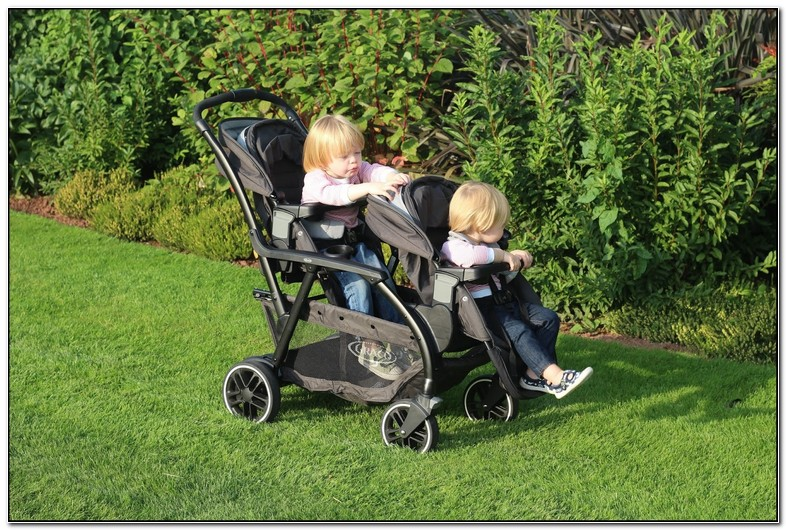 Graco Modes Duo Stroller Review