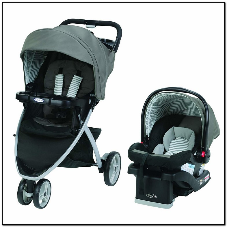 Graco Pace Click Connect Stroller Manual | Design ...