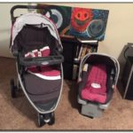 Graco Pace Stroller Assembly