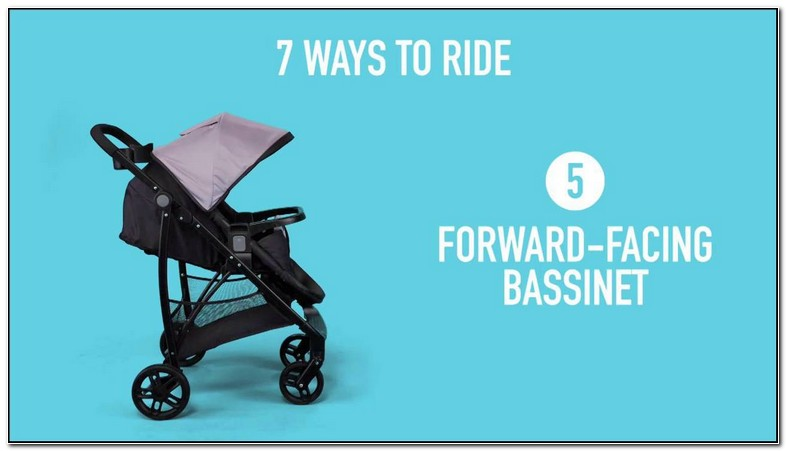 Graco Remix Stroller Instructions