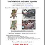 Graco Stroller Recall 2014